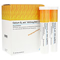 CALCIUM D3 acis 1000 mg/880 I.E. Brausetabletten 100 Stück