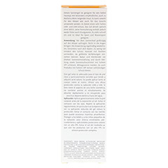 LA MER SUN Protection Sun-Gel SPF 50 ohne Parfüm 100 Milliliter - Rückseite