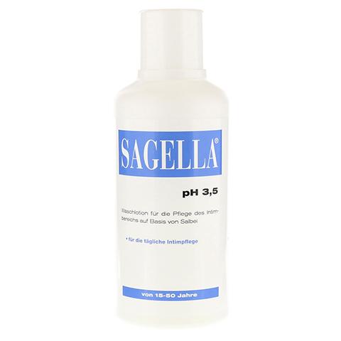 SAGELLA pH 3,5 Waschemulsion 500 Milliliter
