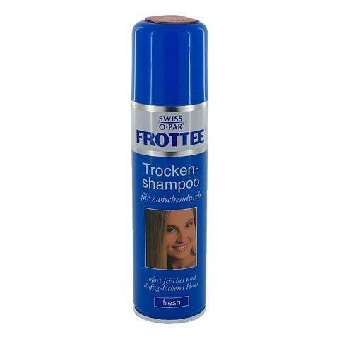 FROTTEE Trockenshampoo Spray 200 Milliliter