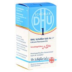 BIOCHEMIE DHU 1 Calcium fluoratum D 12 Globuli 10 Gramm N1