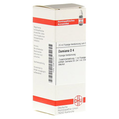 DAMIANA D 4 Dilution 20 Milliliter N1