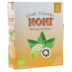 NONI Cook Islands Bio Saft 990 Milliliter