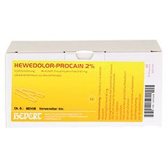 HEWEDOLOR Procain 2% Ampullen 50 Stück N3 - Vorderseite