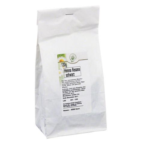 HENNA schwarz Resana Pulver 130 Gramm