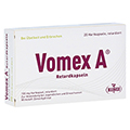 Vomex A Retardkapseln 150mg 20 Stück N1