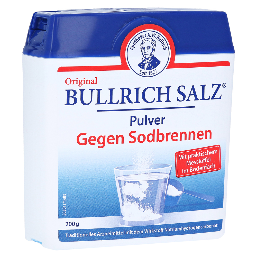 bullrich salz 200 gramm online bestellen medpex. Black Bedroom Furniture Sets. Home Design Ideas