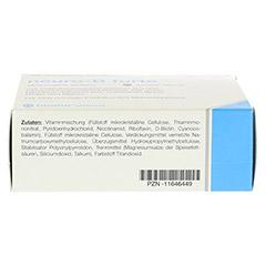NEURO B forte biomo Neu überzogene Tabletten 100 Stück - Unterseite