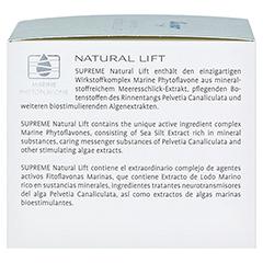 LA MER SUPREME Natural Lift Anti Age Cream Tag 50 Milliliter - Rechte Seite