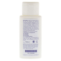 LACTEL Nr. 2 Shampoo gegen festhaftende Schuppen 100 Milliliter - R�ckseite