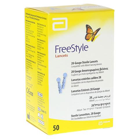 FREESTYLE Lancets 50 Stück