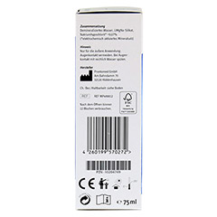 PRONTOMED Skin Balance Spr�hgel 75 Milliliter - Linke Seite