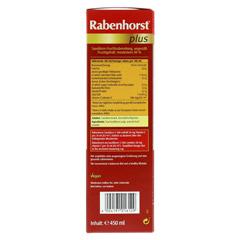 RABENHORST Sanddorn plus C-500 unges��t Saft 450 Milliliter - Rechte Seite