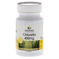 CHLORELLA 400 mg Tabletten 100 St�ck