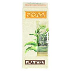 PLANTANA Hydro Aloe Aktiv Serum Ampullen 2 Milliliter - Vorderseite