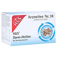 H&S Darm-Heiltee Filterbeutel 20 Stück