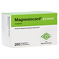 MAGNESIOCARD 2,5 mmol Filmtabletten 200 St�ck