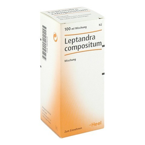LEPTANDRA COMPOSITUM Tropfen 100 Milliliter N2