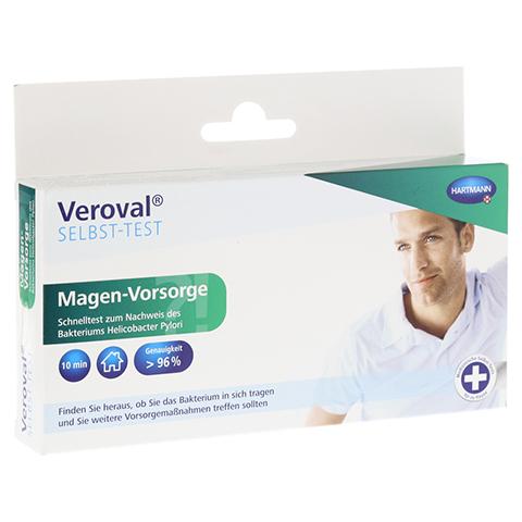VEROVAL Magen-Vorsorge Selbsttest 1 Stück