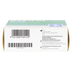 DARMOL EX-FLAT magensaftresistente Tabletten 40 Stück - Unterseite