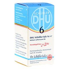 BIOCHEMIE DHU 6 Kalium sulfuricum D 6 Globuli 10 Gramm N1