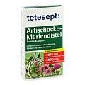 Tetesept Artischocke-Mariendistel Kombi-Kapseln 40 Stück