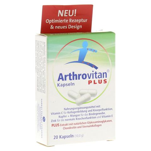 ARTHROVITAN Plus Kapseln 20 Stück