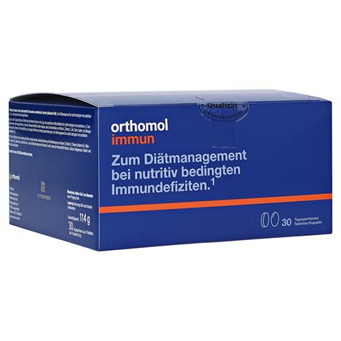 ORTHOMOL Immun 30 Tabl./Kaps.Kombipackung 1 St�ck