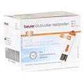 BEURER GL44/GL50 Blutzucker-Teststreifen 100 Stück