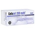 CEFASEL 200 nutri Selen-Tabs 200 Stück