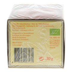 DIGEST Plus Tee kbA Filterbeutel 15 Stück - Unterseite