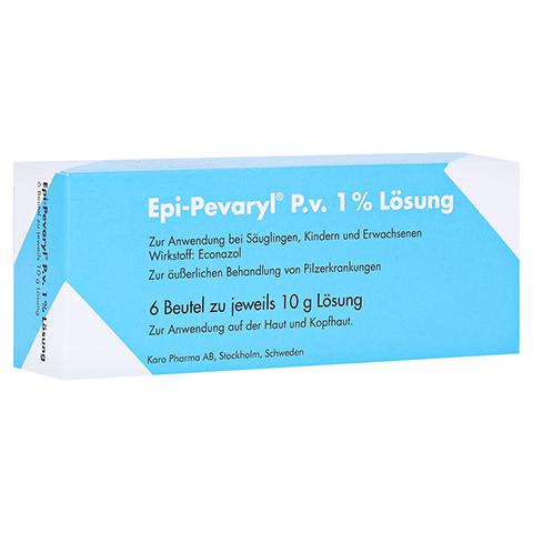 Epi-Pevaryl P.v. 1% Lösung 6x10 Gramm
