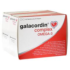 GALACORDIN complex Omega-3 Tabletten 120 St�ck