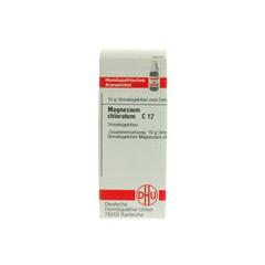 MAGNESIUM CHLORATUM C 12 Globuli 10 Gramm N1