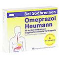 Omeprazol Heumann 20mg bei Sodbrennen 14 Stück