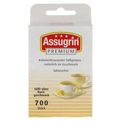 Assugrin Premium 700 Stück - Vorderseite
