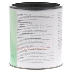 H&S Pfefferminzbl�tter (loser Tee) 50 Gramm - Rechte Seite