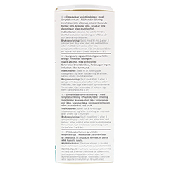 GUM Afta Clear Mundspülung 120 Milliliter - Rechte Seite