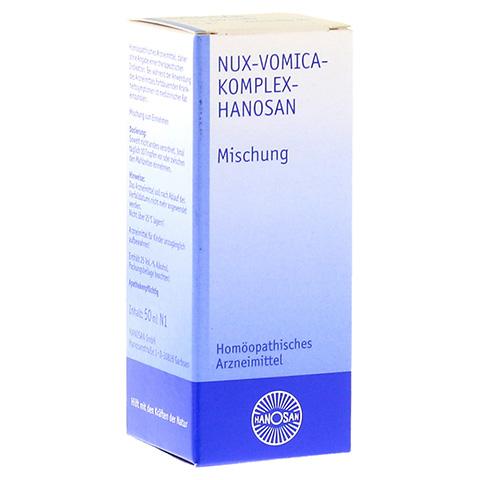 NUX VOMICA KOMPLEX Hanosan fl�ssig 50 Milliliter N1