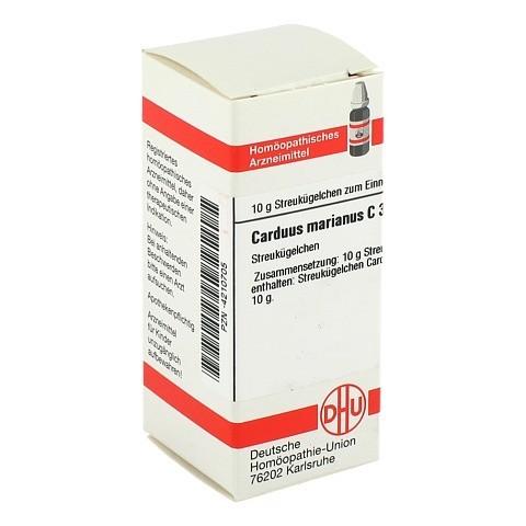CARDUUS MARIANUS C 30 Globuli 10 Gramm N1