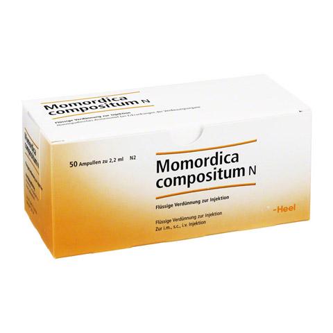 MOMORDICA COMPOSITUM N Ampullen 50 St�ck N2