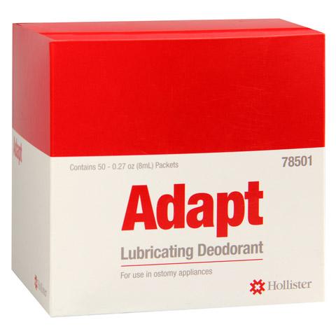 ADAPT geruchsneutralisierendes Gleimittel Sachet 50x8 Milliliter