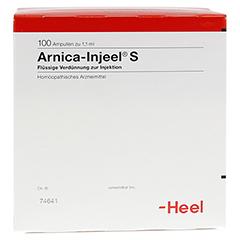 ARNICA INJEEL S Ampullen 100 Stück N3 - Rückseite