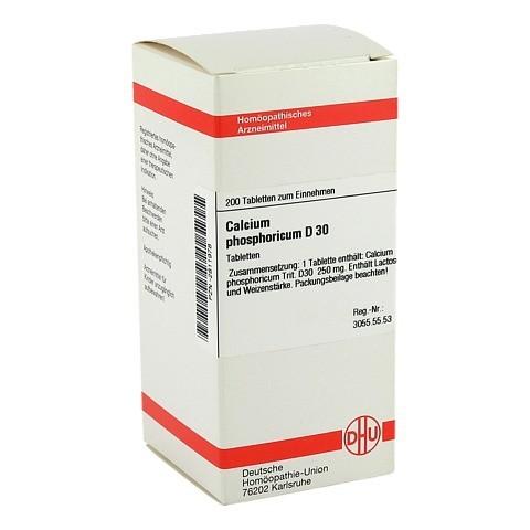 CALCIUM PHOSPHORICUM D 30 Tabletten 200 Stück
