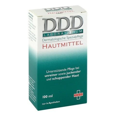 DDD Hautmittel dermatologische Spezialpflege 100 Milliliter