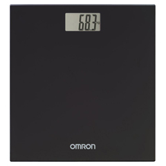 OMRON HN-289 digitale Personenwaage schwarz 1 Stück