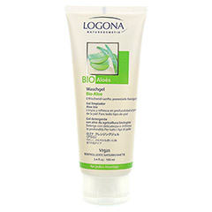 LOGONA Waschgel Bio-Aloe 100 Milliliter
