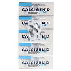 CALCIGEN D forte 1000 mg/880 I.E. Brausetabletten 50 St�ck N2 - Vorderseite