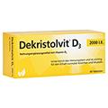 DEKRISTOLVIT D3 2.000 I.E. Tabletten 60 St�ck