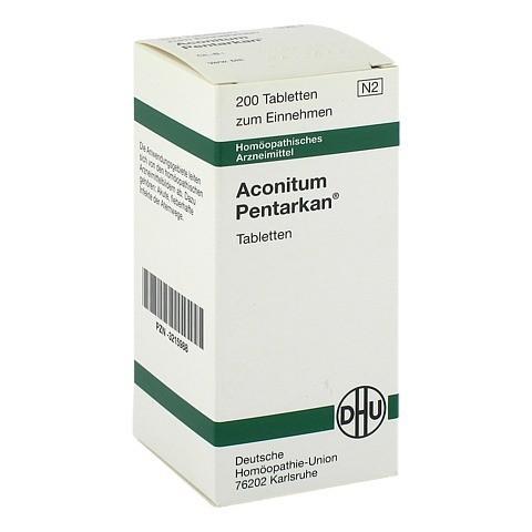ACONITUM PENTARKAN Tabletten 200 Stück N2